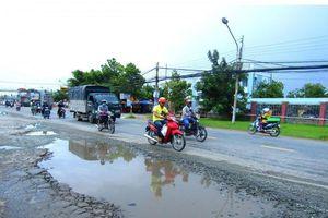 Bộ GTVT trả lời về kiến nghị mở rộng quốc lộ 62