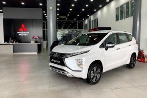 Lượng khách mua ôtô giảm dịp cận Tết Nguyên đán