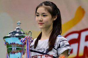 Nhan sắc tay vợt 14 tuổi lập kỷ lục cầu lông Thái Lan