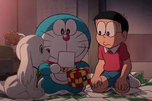 Doraemon có thể tạo ra cả thành phố bằng một chiếc máy ảnh
