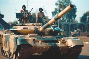 Tăng Abrams vắng bóng trong ngày truyền thống Iraq