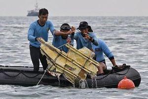 Indonesia khẩn trương tìm kiếm và điều tra vụ máy bay rơi