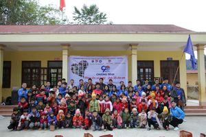 Ấm áp chương trình 'Đông ấm xứ Lạng, quà Tết cho em'