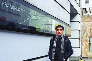 Nhà văn Văn Thành Lê: Viết cho tuổi học trò thì nên vui