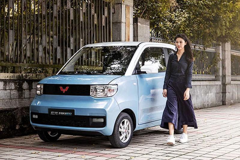 Xe điện Mini EV chỉ 100 triệu đồng của GM 'cháy hàng' ở Trung Quốc