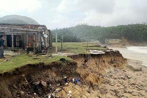 Kỳ Anh – Hà Tĩnh: 10 năm nhìn biển 'nuốt' làng