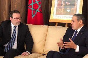 Đặc phái viên Mỹ có 'chuyến thăm lịch sử' tới Tây Sahara