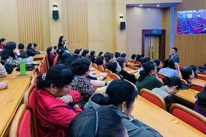 Gần 8.000 cuộc họp tổ dân phố giúp người dân nâng cao cảnh giác phòng ngừa tội phạm xâm hại trẻ em