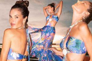 Siêu mẫu Brazil hút hồn phái mạnh áo tắm