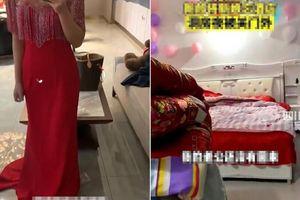 Cô dâu bị bỏ quên tại khách sạn, hành động 'chuộc lỗi' của chú rể khiến CĐM cười bò