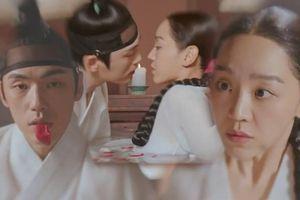 'Mr. Queen' tập 10: Linh hồn đàn ông của Shin Hye Sun trót yêu 'chồng hờ' Kim Jung Hyun