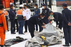 Tai nạn máy bay Indonesia: Gấp rút lấy mẫu ADN để đẩy nhanh quá trình xác minh nạn nhân