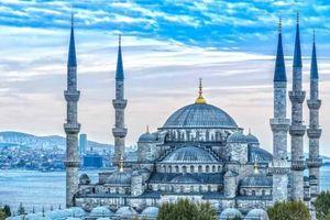 Một thoáng xinh đẹp kiến trúc Thổ Nhĩ Kỳ
