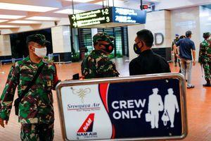 Indonesia công bố thông tin ban đầu vụ tai nạn máy bay Sriwijaya Air
