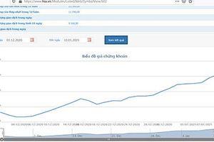 Thị giá 25.500 đồng, KPF chào bán hơn 36 triệu cổ phiếu cho cổ đông giá 10.000 đồng