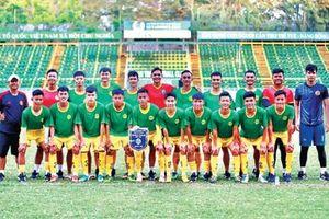 Đội U19 Cần Thơ xuất trận 'mở hàng' năm mới