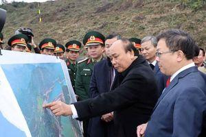 Thủ tướng Chính phủ Nguyễn Xuân Phúc phát lệnh khởi công Dự án Nhà máy thủy điện Hòa Bình mở rộng