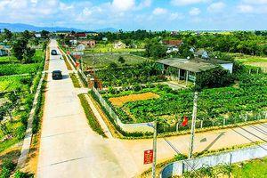 Giải pháp hoàn thiện công tác xây dựng nông thôn mới tại huyện Châu Thành, tỉnh Sóc Trăng