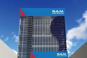SAM chốt danh sách phát hành gần 93,5 triệu cổ phiếu giá 10.000 đồng