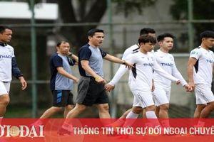 Lịch thi đấu lượt đi V-League 2021 của HAGL