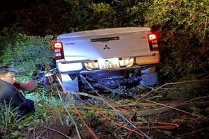 Tin tức tai nạn giao thông ngày 10/1: Đạp nhầm chân ga, ô tô lao xuống vực sâu trong đêm trên núi Sơn Trà