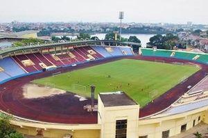 Phú Thọ cải tạo, nâng cấp sân vận động Việt Trì phục vụ SEA Games 31