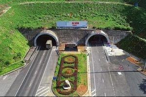 Thông xe Hầm Hải Vân 2 nối Thừa Thiên - Huế và TP Đà Nẵng vào ngày 11/1