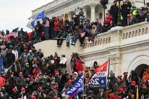 Lịch sử bị tấn công và bạo lực của Điện Capitol