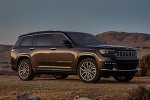 Jeep Grand Cherokee L 2021 có gì lạ?