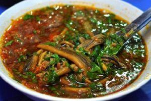 Cách nấu súp lươn Nghệ An chuẩn vị