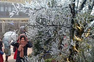 Không khí lạnh tăng cường, nhiệt độ tại Hà Nội giảm còn 6-8 độ C