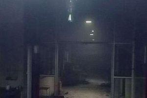 Cháy khoa phụ sản khiến 10 trẻ sơ sinh tử vong