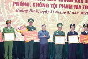 Triệt phá thành công đường dây ma túy từ Lào về Việt Nam