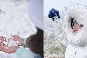 Giới trẻ đua nhau check-in tuyết rơi lãng mạn ở Sa Pa: Đừng quên lưu ý quan trọng này!