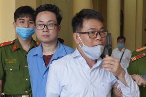 Cựu phó chánh án Nguyễn Hải Nam kháng cáo kêu oan