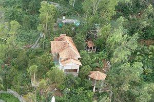 Cựu chủ tịch Ủy ban MTTQ Bình Định xây nhà trên đất rừng