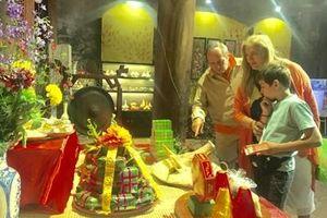 Lan tỏa giá trị truyền thống qua chương trình Tết Việt - Tết Phố năm 2021