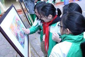 Hơn 500 nghìn bức tranh tham gia cuộc thi 'Thiếu nhi Việt Nam với an toàn giao thông'