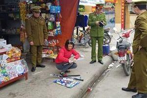 Lạng Sơn: Tuyên truyền, kiểm tra, xử lý các điểm kinh doanh tại cổng trường học