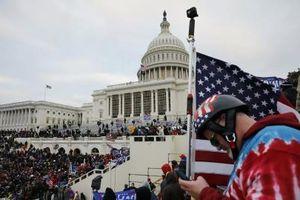 Sự 'đáng hổ thẹn của nước Mỹ' sau 'bão Capitol'