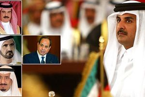 Saudi-UAE thất bại, không khuất phục được Qatar