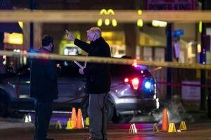 Nổ súng đẫm máu suốt nhiều giờ ở Chicago, 4 người thiệt mạng