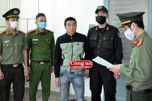 Khởi tố, bắt tạm giam 2 tài xế chở người Trung Quốc nhập cảnh trái phép vào Việt Nam