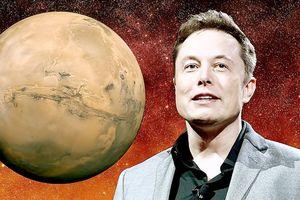 Người nuôi giấc mơ thống trị sao Hỏa