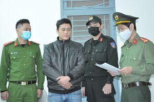Bắt tạm giam 2 đối tượng chở người Trung Quốc nhập cảnh trái phép