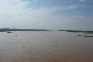 Tìm thấy thi thể Trung tá CSGT mất tích khi làm nhiệm vụ trên sông Đuống