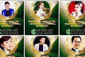 Gần 30 nghệ sĩ tham gia MV âm nhạc kêu gọi bảo vệ môi trường
