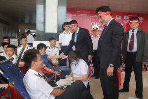 Tỉnh Khánh Hòa vượt chỉ tiêu đề ra trong chương trình Chủ nhật Đỏ 2021