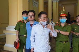 Cựu thẩm phán Nguyễn Hải Nam kháng cáo