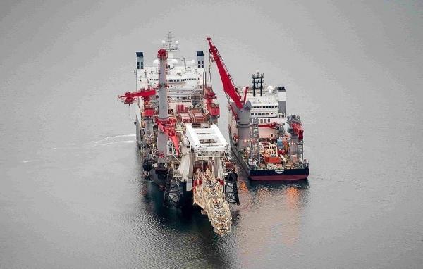Nord Stream 2 sẽ tiếp tục được xây dựng ở vùng biển Đan Mạch vào ngày 15 tháng 1